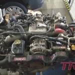 Silnik EJ20 - Subaru Impreza GC