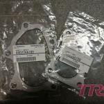 Nowe uszczelki turbo (oryginał Subaru)