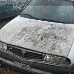 Jak widać Lancia odstała trochę u innego mechanika