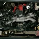 Komora silnika gotowa