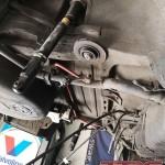 Kolejna wizyta pięknej E30-tki. Tym razem hydrołapa, wymiana tulejek belki i łożysk z piastami