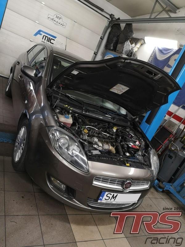 Po dwóch latach od ostatniej modyfikacji (na GT14) robimy stage 2 - GT17 i okolice 240KM