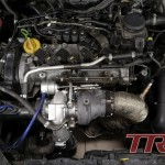 Turbo zamontowane