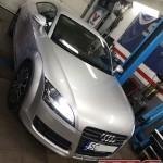Audi TT 3.2 - Montaż wydechu MGmotorsport