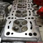 Głowica w pełni zregenerowana i zmodyfikowana w Dziak Motorsport