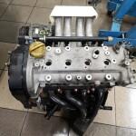 Silnik gotowy do montażu...