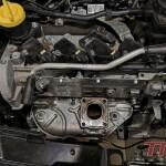 Turbo, katalizator i wymiennik ciepła też już zdemontowany